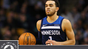 Wolves - PODCAST: Timberwolves PG Tyus Jones discusses Faith Role Models