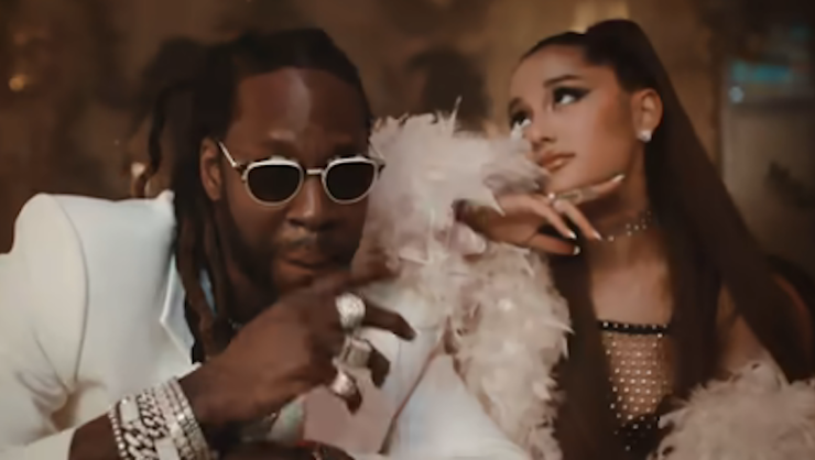 a80d18cafe 2 Chainz and Ariana Grande are living in the lap of luxury in the music  video for their song