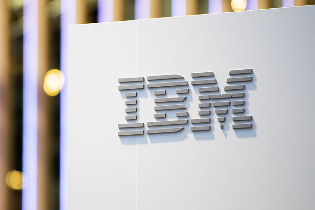IBM logo getty Images