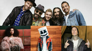 Entertainment News - Backstreet Boys & More Join iHeartRadio Music Awards Performance Lineup