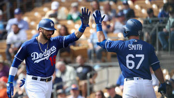 Dodgers Clubhouse - Dodgers Will Smith Talks About His Progress This Spring Training