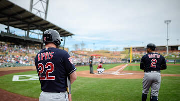 Total Tribe Coverage - Indians Rally to Tie Redlegs 5-5