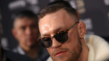 Ayo - MMA fighter Conor McGregor arrested for robbery.