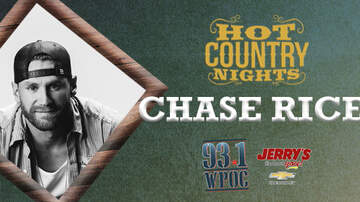 Hot Country Nights - Hot Country Nights 2019: Chase Rice