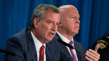 Local News - Mayor de Blasio:  NYPD Suicides Are 'Devastating'