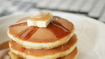 Hoss Michaels - Today Is National Pancake Day!  Get A Free Short Stack!