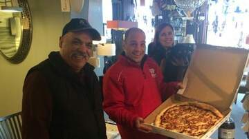 Borasio - **PHOTO UPDATE** Have you won our NNJ/ AG Workforce Pizza Invasion Yet ?