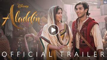 image for Watch Disney's Aladdin Official Trailer