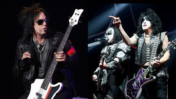 Maria Milito - Nikki Sixx Says KISS Not To Blame For Copying Mötley Crüe's Stage