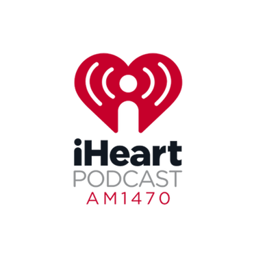 iHeartPodcast AM 1470 logo