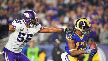 Vikings - According to reports Anthony Barr is taking less $$$ to stay in Minnesota