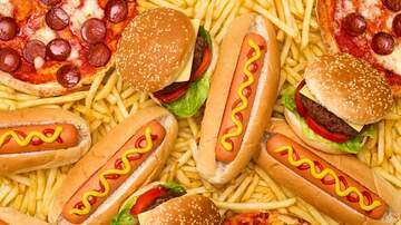 Courtney Lane - Study Shows Some Junk Food Can Be As Addictive As Drugs