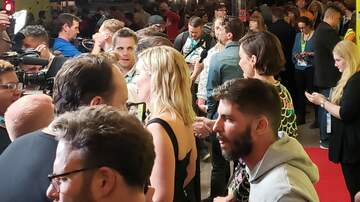 Houston Film Fanatics - Check Out All our photos from the red carpet premiere of LONG SHOT at SXSW!