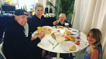 Entertainment News - Pink Had The Best Clapback After Fan Criticizes Her Family Pic On Instagram