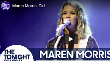 Jay & Amy - Maren Morris On Jimmy Fallon!