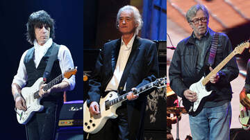 Rock News - Beck, Page, Clapton: Which Yardbirds Guitar Hero Was The Best?