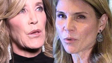 Beth Bradley - Felicity Huffman is under arrest and Lori Loughlin is not far behind