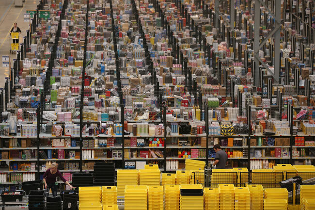 911 Calls From Inside Amazon Warehouses