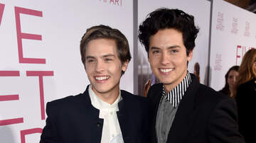 Entertainment News - Cole Sprouse Says Dylan Sprouse Cried Watching Him In 'Five Feet Apart'