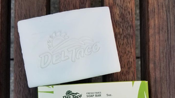 Weird, Odd and Bizarre News - Del Taco Plans to Sell Crinkle Cut Scented Soap Because Why Not?