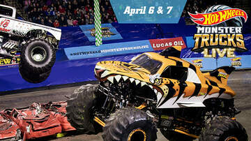 None - Hot Wheels Monster Trucks Live