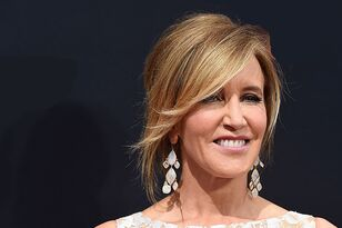 Actress Felicity Huffman Arrested By FBI Agents With Guns Drawn