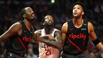 Portland Trail Blazers - McCollum Blisters The Clippers