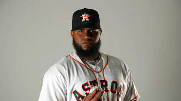 None - MLB Suspends Astros Pitcher Francis Martes