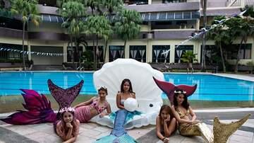 Zac - You Can Learn To Swim Like Ariel at Disney World's Mermaid School!