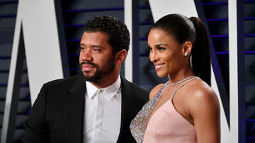 Valentine In The Morning - Ciara & Russell Wilson's Typical Family Breakfast Includes A Dance Off