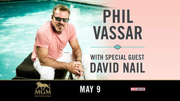 Features - Purchase presale tickets to see Phil Vassar