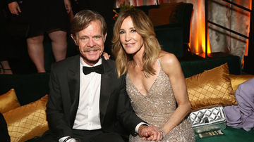Entertainment News - Here's Why William H. Macy Wasn't Arrested While Wife Felicity Huffman Was