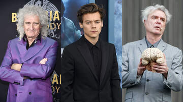 Maria Milito - Brian May, Harry Styles, David Byrne Named As Rock Hall Of Fame Speakers