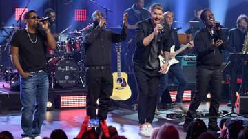 iHeartCountry - Boyz II Men + Brett Young Take On CMT Crossroads