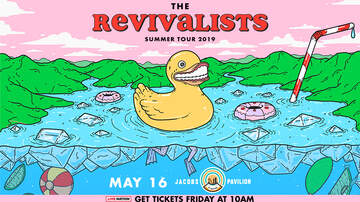 Features - Purchase presale tickets to see The Revivalists