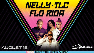 So Hot Right Now - Purchase presale tickets to see Nelly/TLC/Flo Rida