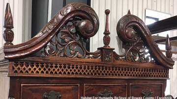 Coast to Coast AM with George Noory - 'Haunted' Dresser for Sale in North Carolina