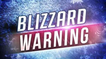 Trevor D in the Morning Show - BLIZZARD WARNING.... Latest Forecast, Cancellations, & Road Conditions!