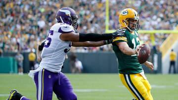 Vikings - Vikings Make Anthony Barr & Shamar Stephen Deals Official