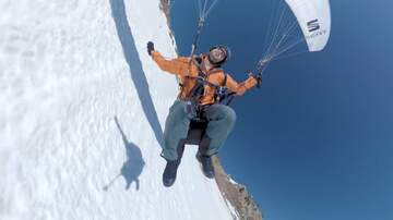 Tim Palmer - Want An Adrenaline Rush?  This Parasailing Trip Will Do It!