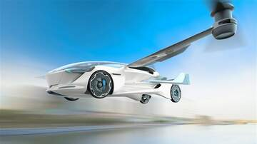 """Ditch - New In 2020: The World's First """"Flying Production Car"""""""