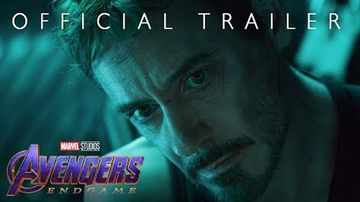 Hunter & Mollie - AVENGERS Trailer is HERE!