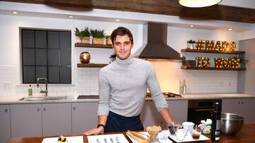 Valentine In The Morning - Queer Eye's Antoni Porowski Wrote A Cookbook!