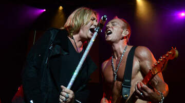 Ken Dashow - Phil Collen Explains How Def Leppard Uses Backing Tracks In Concert