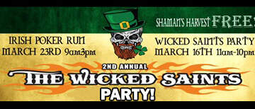 None - Northern Colorado's BIGGEST St. Patty's Day PARTY!