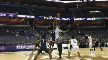 Basketball (M) - UConn Men 80, USF 73 in AAC Tournament Opener