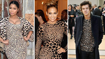 Music News - Wild Fashion: 15 Celebs Rocking Leopard Print
