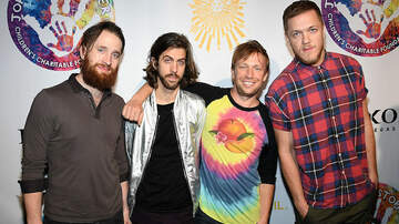 Entertainment News - Imagine Dragons Encourage Fans To Help Give Back This Holiday Season
