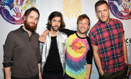 Trending - Imagine Dragons Encourage Fans To Help Give Back This Holiday Season