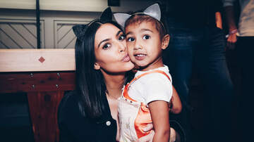 T-Roy - KIM KARDASHIAN: Shamed by Moms for Letting North Wear Lipstick at Church